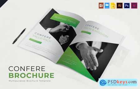 Confere - Brochure Template