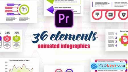 Statistic Infographics Vol.5 for Premiere Pro 26522714