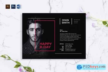 Art Director Greeting Card