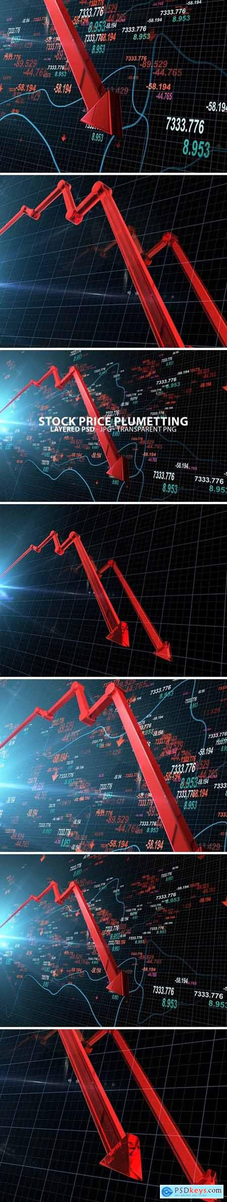 Dropping Stock Prices