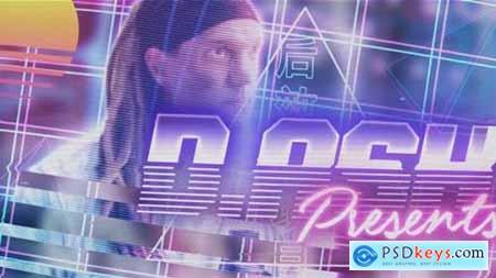 VHS Retro Trailer 21379534