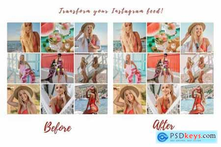 Desktop Lightroom Preset IG SUMMER 4939074