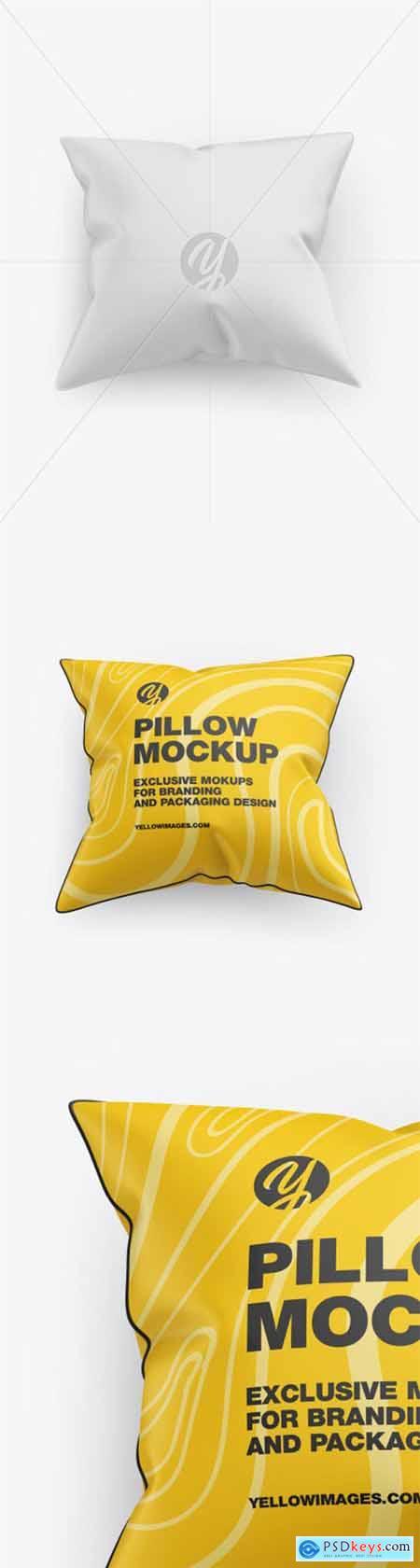 Matte Pillow Mockup 55485