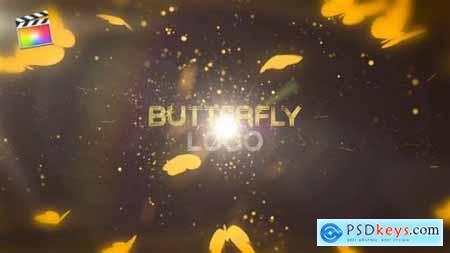 Butterfly Logo Reveal 26641247
