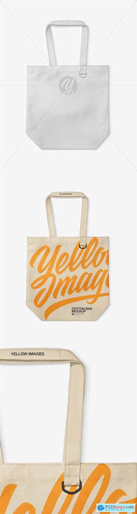 Cotton Bag Mockup 54376