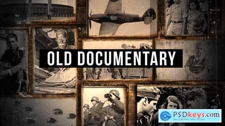 Old Epic Documentary Opener 20085398