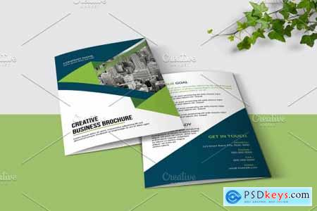 Business Bifold Brochure V969 4394860