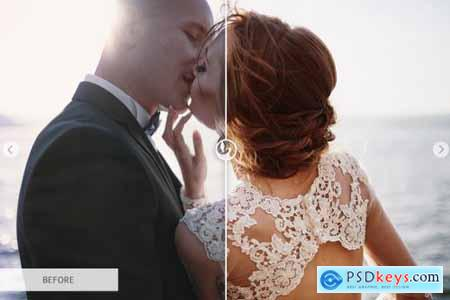Wedding Video LUTs 3996228
