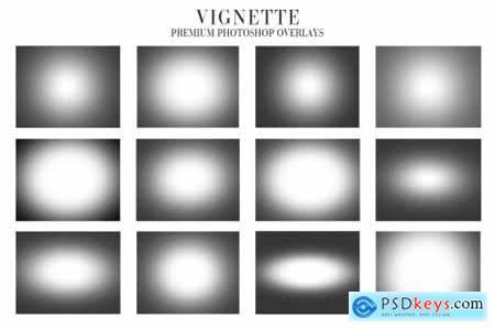 Vignette Overlays Photoshop 4943329