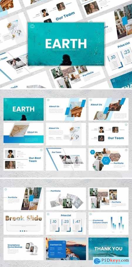 Presentation Templates - Earth 4133977