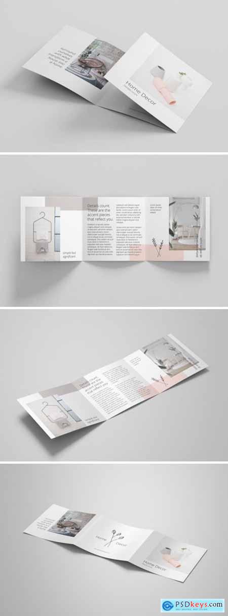 Minimal Brochure Template 4127516