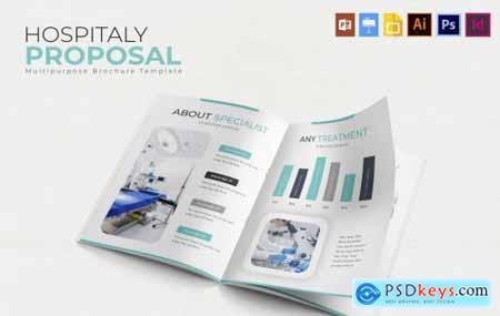Hospitaly - Brochure Template