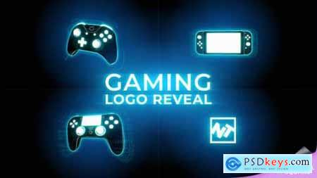 Gaming Logo Reveal 26690825