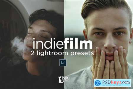 INDIE FILM LOOK Lightroom Presets 4621731