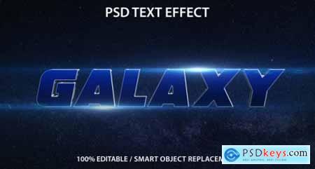 Text effect design effect