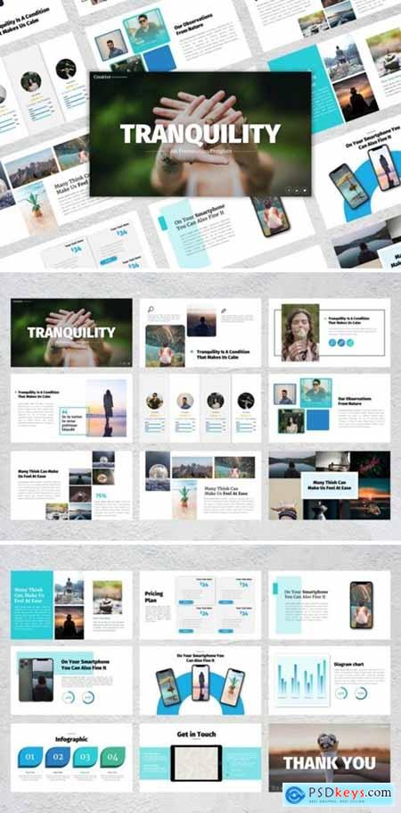 Presentation Templates - Tranquility 4144690