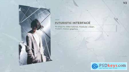 Futuristic Interface Presentation 4496090