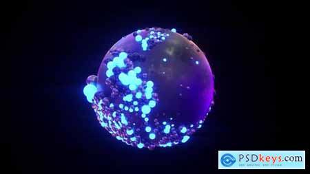 Spheres VJ Loop 4K 2569343