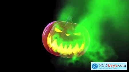 Halloween Pumpkin 4K 24805871