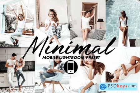 Mobile Lightroom Preset MINIMAL 3467531