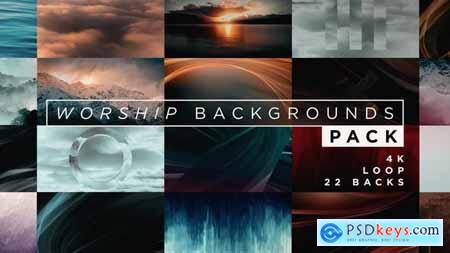 Worship Backgrounds Pack 21637485
