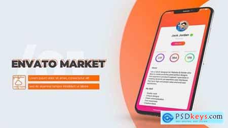 Phone App 11 Pro App Promo Mockup 25585658