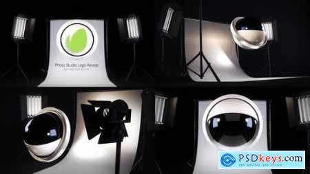 Photo Studio Logo Reveal 25586691