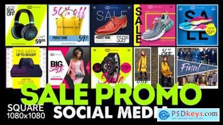 Social Media SALE Promo 25609077
