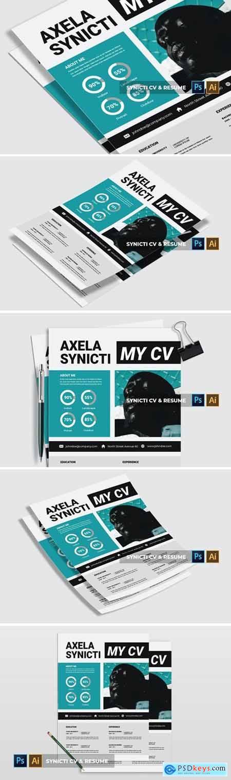 Synicti - CV & Resume