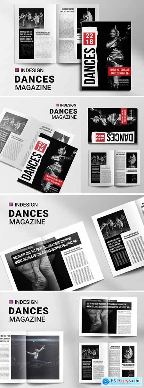 Dances - Magazine