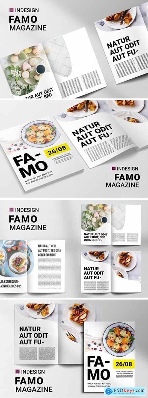 Famo - Magazine