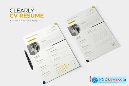 Cleary - CV & Resume