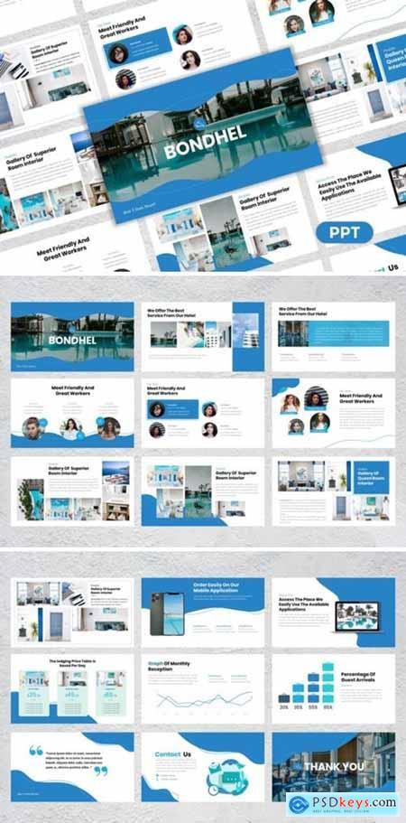 Presentation Templates - Bondhel 4170608
