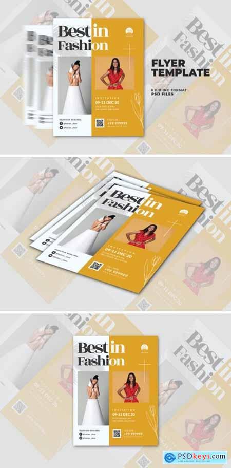 Fashion Show Flyer Templates 4164375
