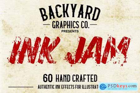Ink Jam - Vector Type Effects 3580388