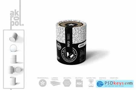 Paper Tubes (medium) Mock Up 4619877