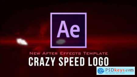 Crazy Speed Logo 26760762