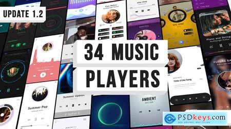 Music Visualization Players for Instagram Story V1.2 24380096