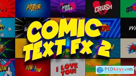 Comic Text FX 2 23734210