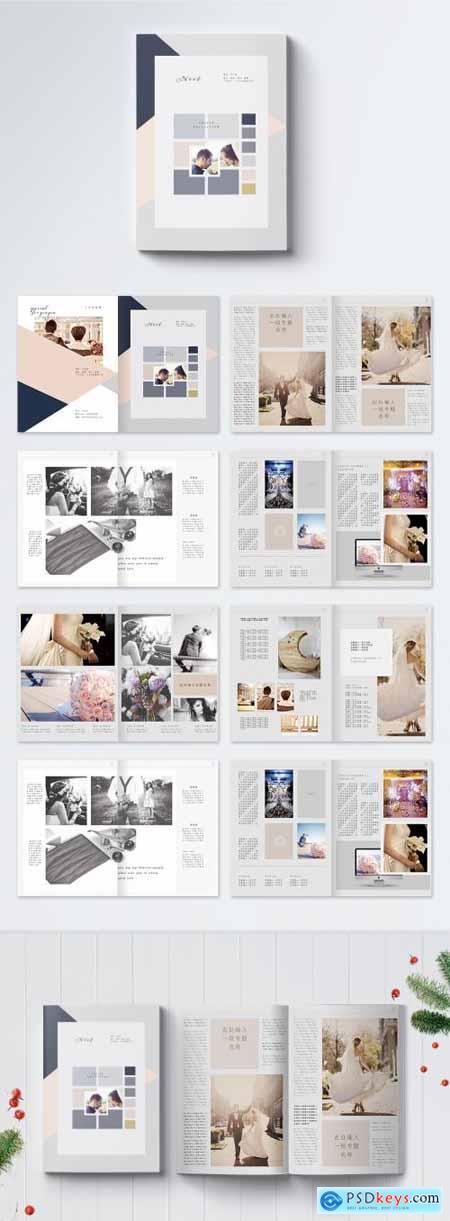 LovePik nordic tourist wedding dress brochure 400238722