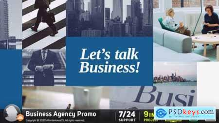 Business Agency Promo 26561144