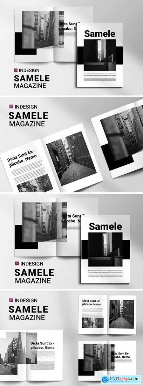 Samele - Magazine