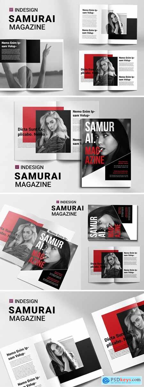 Samurai - Magazine