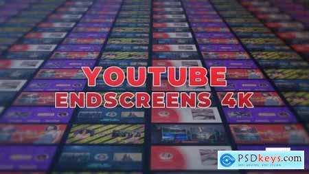 YouTube EndScreens 4K V1 26838437