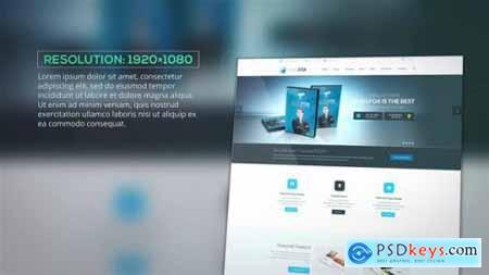 Website Presentation 22009353