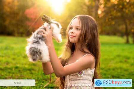 Sun Rays Overlays Photoshop 4943024
