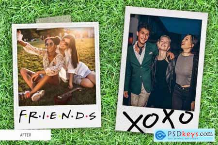 Polaroid Overlays Photoshop 4940221
