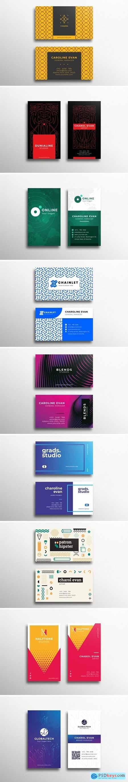 Business Card655
