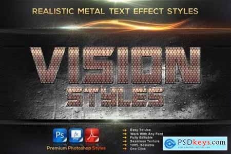 Realistic Metal Styles 4058689