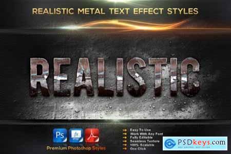 Realistic Metal Styles 4056053